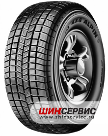 Michelin Alpin 4x4